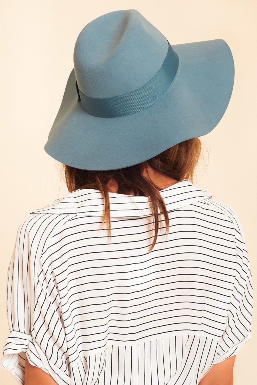 47628a4c484 Brixton  Piper Hat in Smoke Blue - BitterSweet Boutique