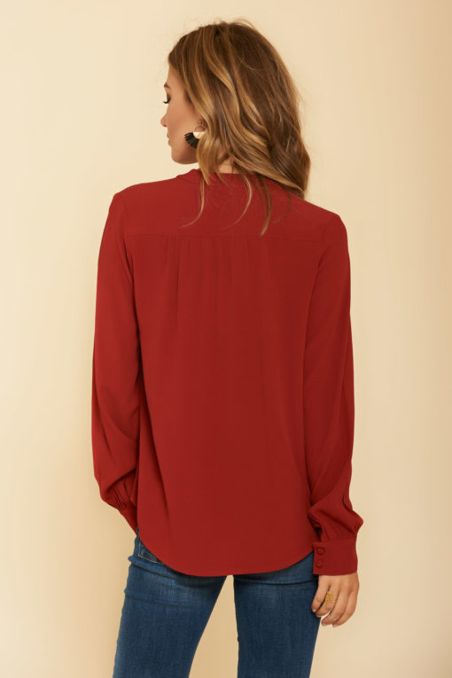 Rails: Sloane Top in Bravas Stripe