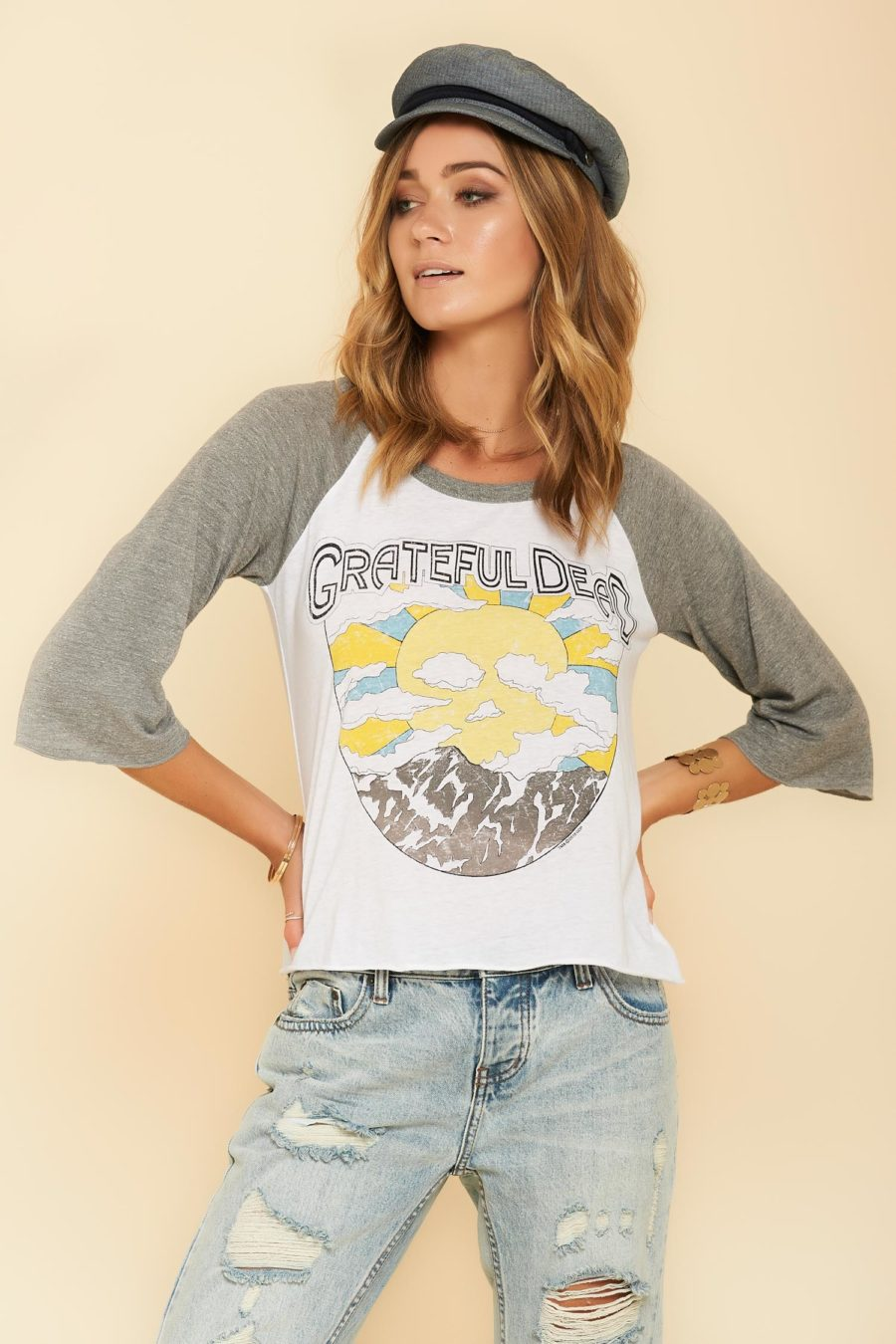 Chaser: Grateful Dead Sunny Day Tee