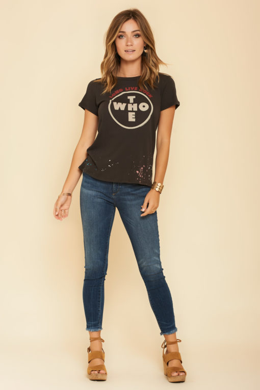 Chaser: Long Live Rock Tee