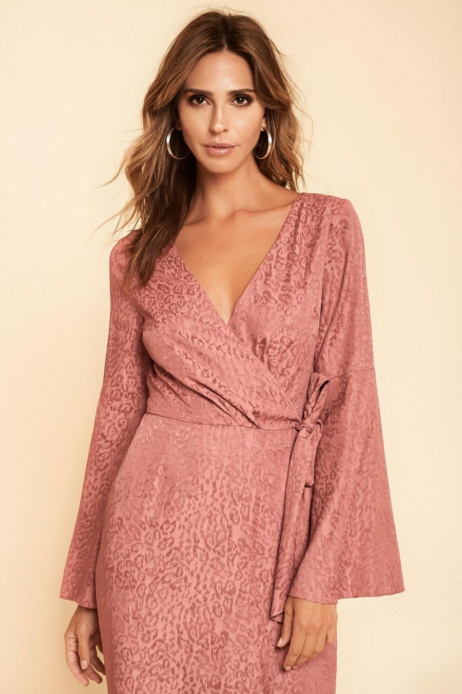 Auguste the Label: Gardenia Goldie Maxi Dress