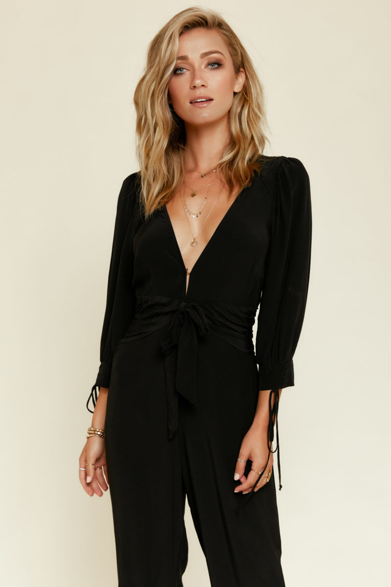 For Love and Lemons: Georgi Jumpsuit