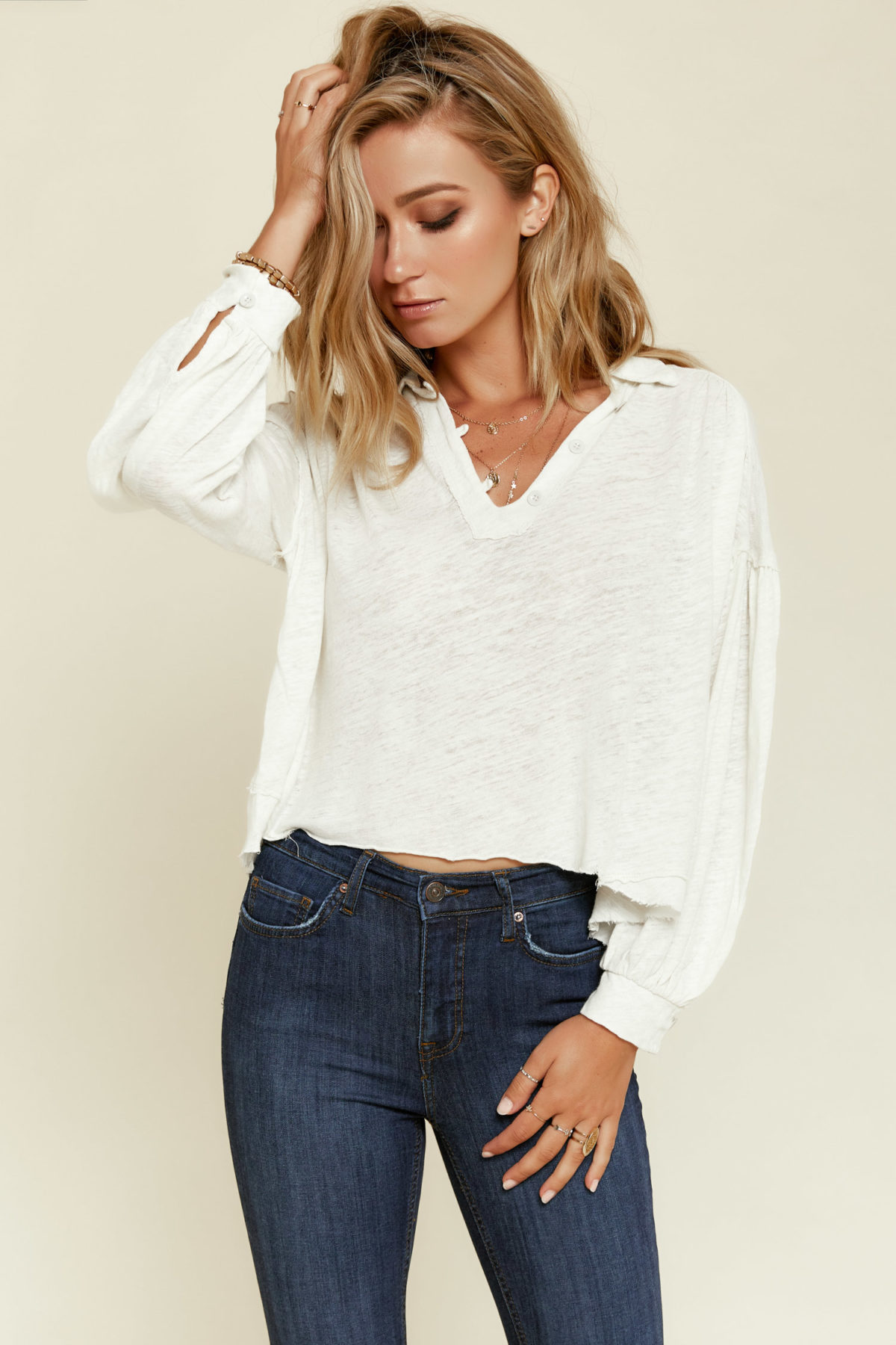 Free People: Rush Hour Tee