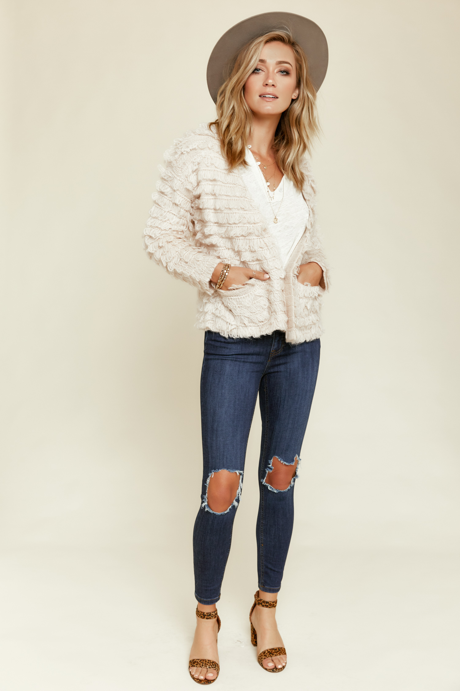 ad74d756702 ASTR the Label  Darby Knit Cardigan - BitterSweet Boutique