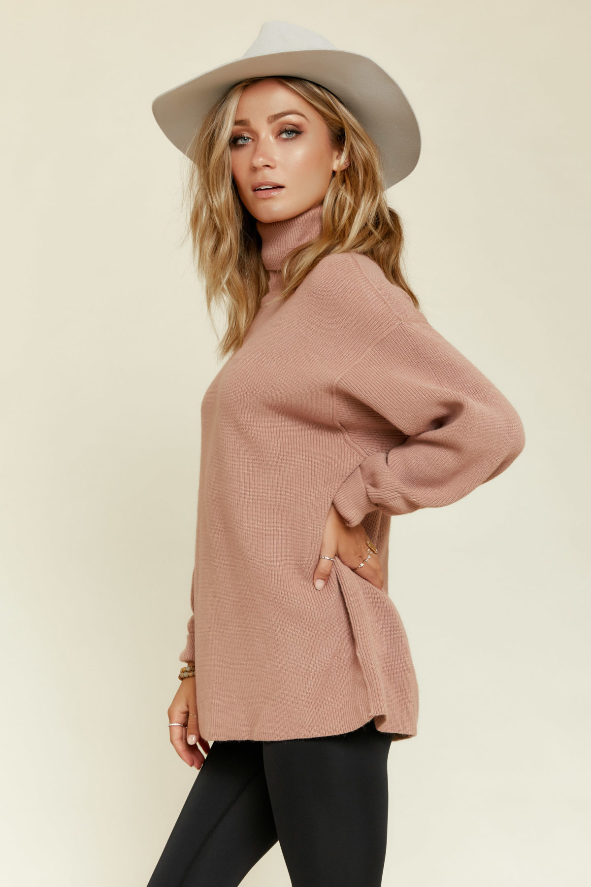Free People: Softly Structured Sweater