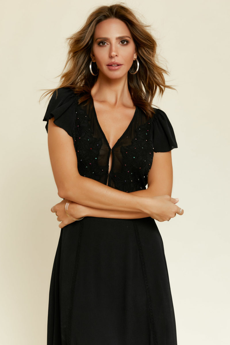 Cleobella: Emerson Dress in Black