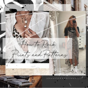 How to: Rock Prints and Patterns