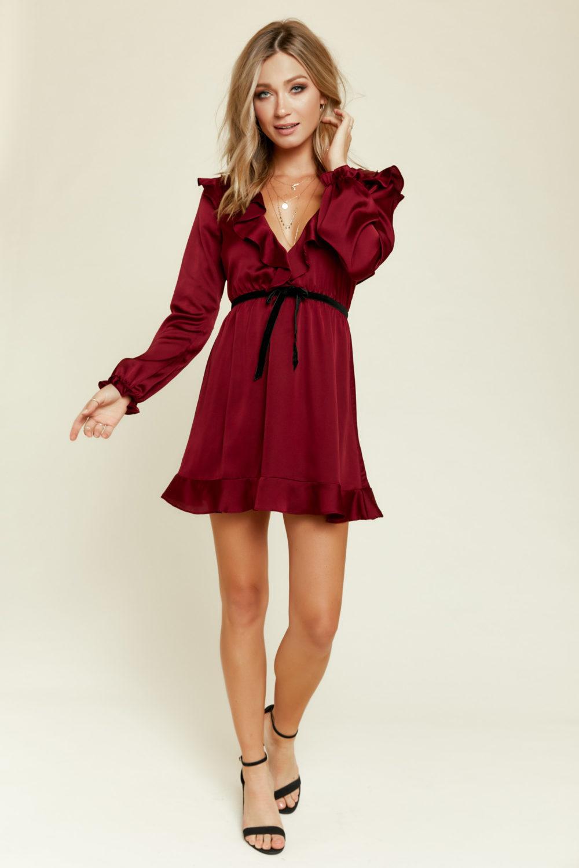 For Love and Lemons: Bette Mini Dress