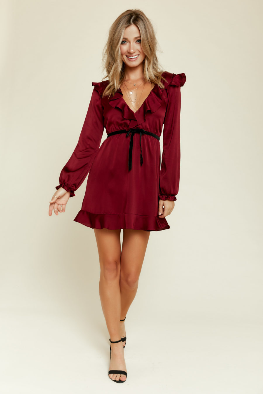 For Love and Lemons: Bette Mini Dress