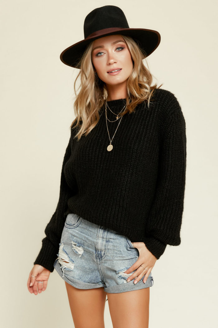 Wooden Ships: Lily Rose Sweater