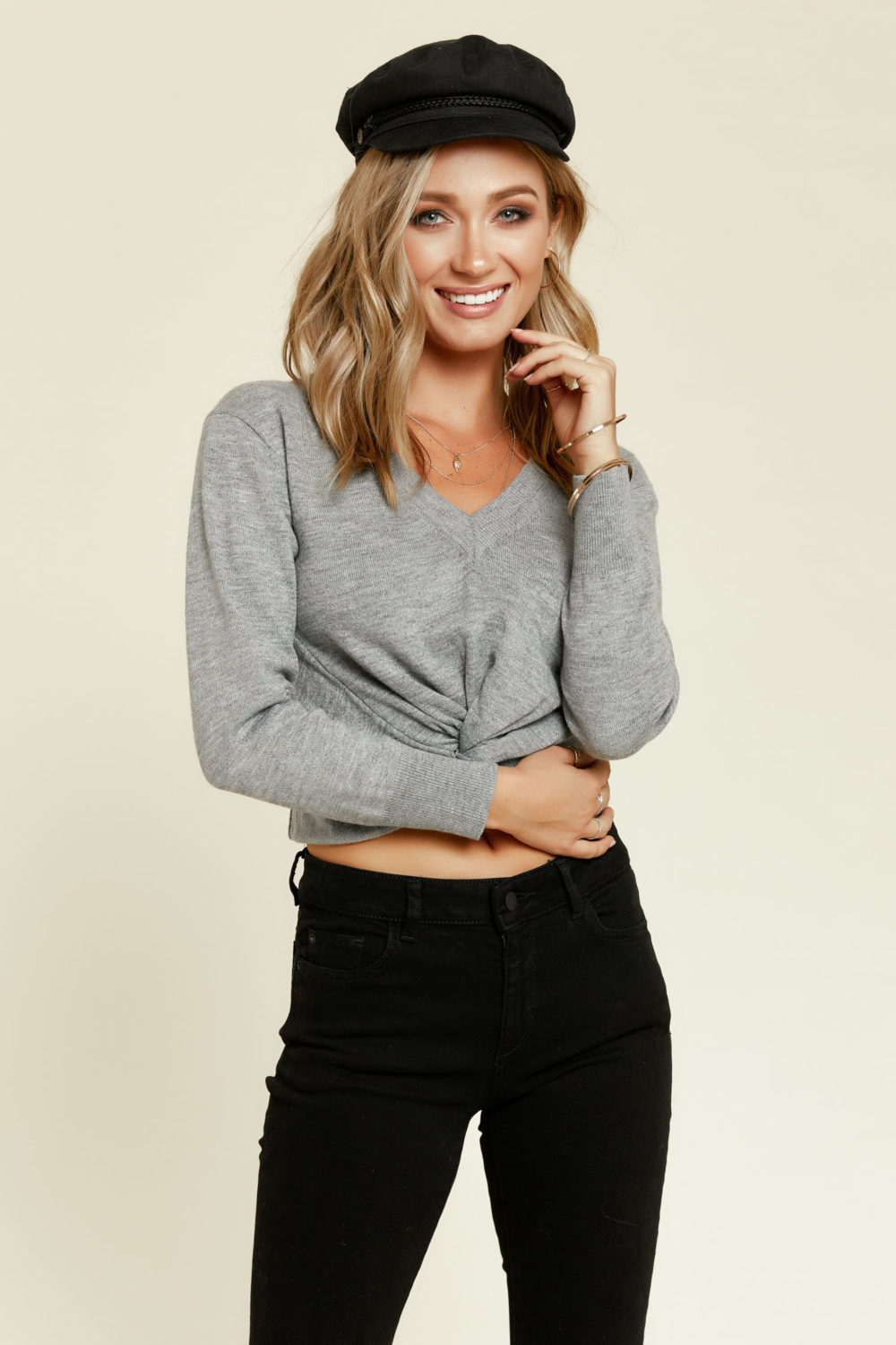 Tie the Knot Sweater