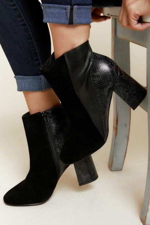 Matisse: Birdie Boot in Black