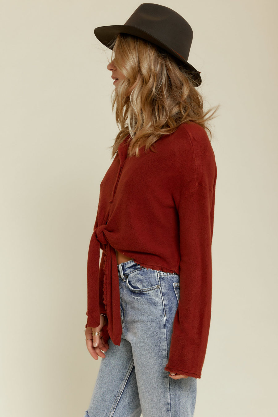 Free People: Emma's Henley Top