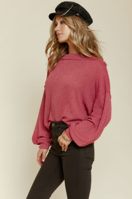 Free People: Stay With Me Sweater