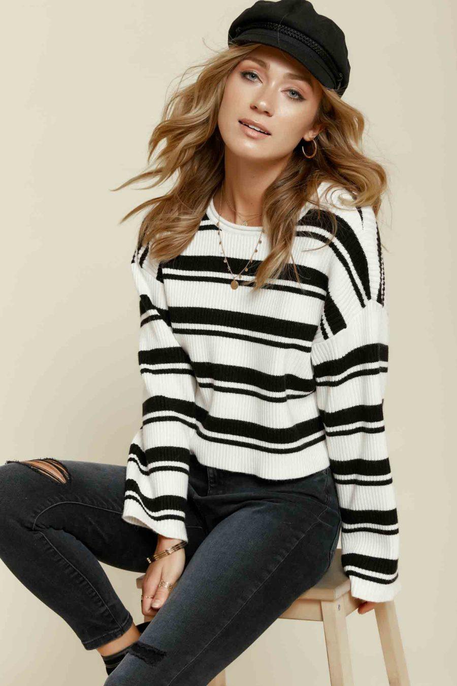 Amuse Society: Bahia Sweater