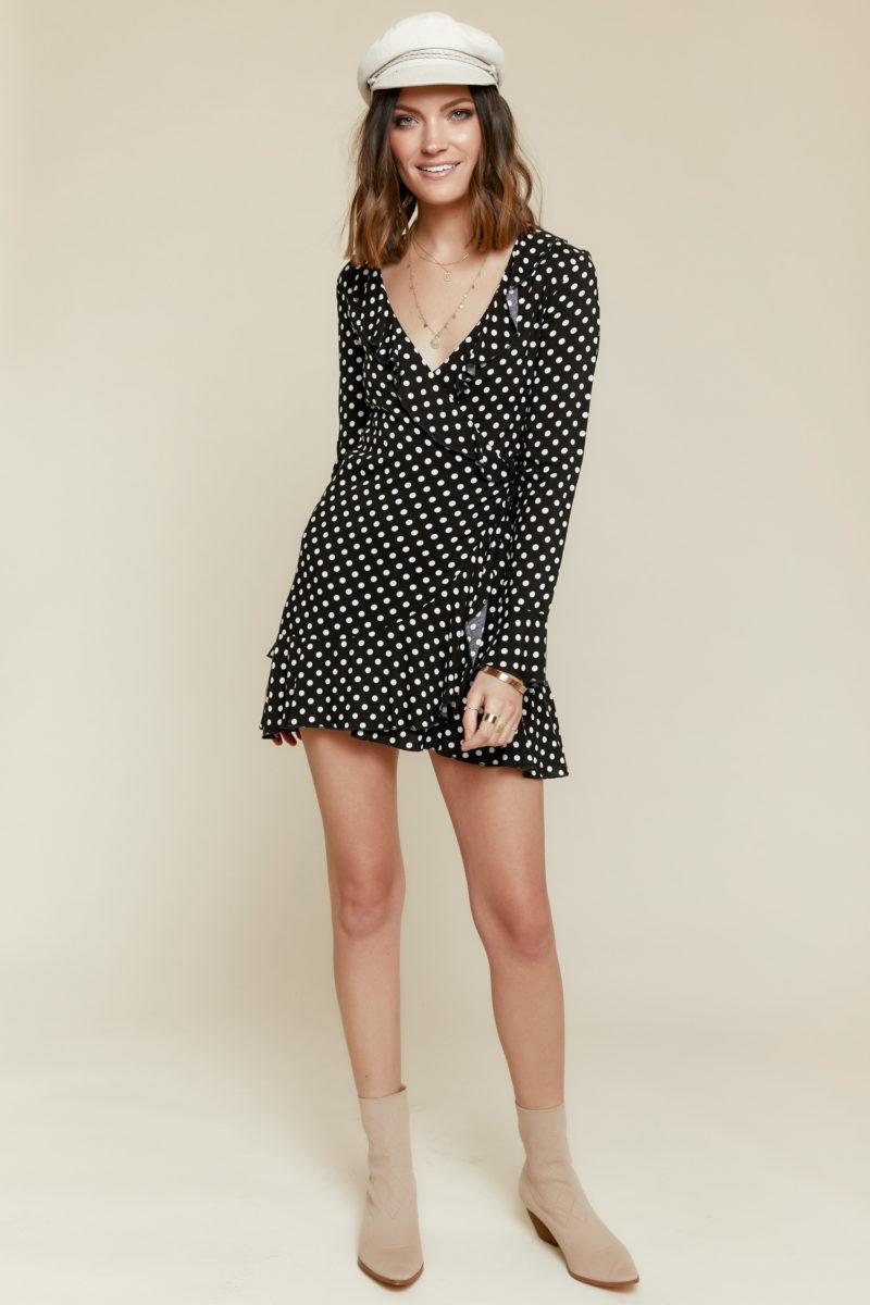 Roe and May: Selma Mini Dress
