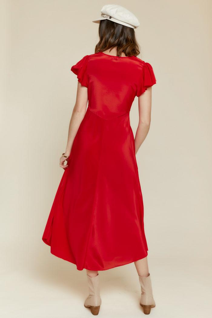 Cleobella: Crush Midi Dress