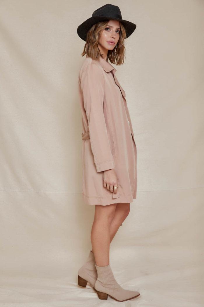 Amuse Society: Tranquilo Woven Midi Dress