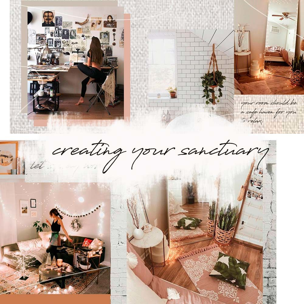 Creating Your Bohemian Sanctuary