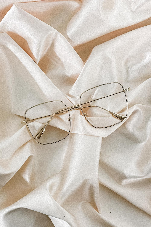 Oversized Square Blue Light Blocking Glasses